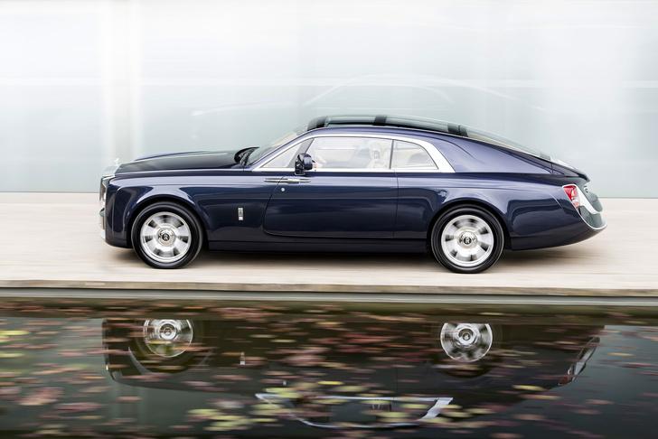 Фото №4 - Самый дорогой в мире Rolls-Royce построили для таинственного коллекционера