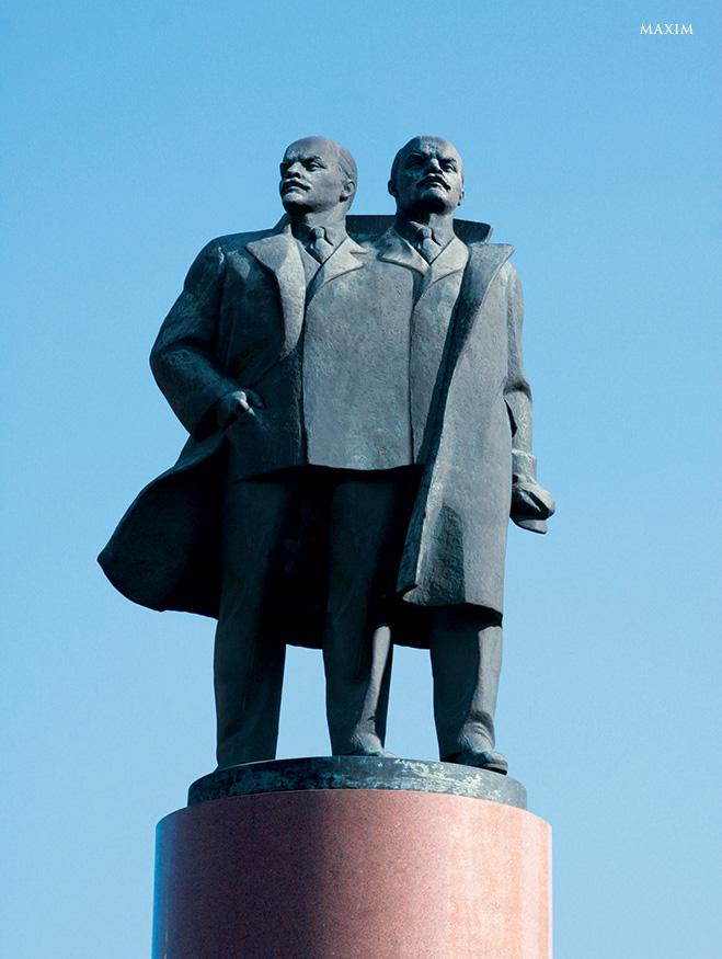 Фото №3 - Если бы Ленин был сиамскими близнецами