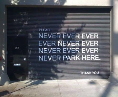 Фото №5 - 10 знаков, запрещающих парковку