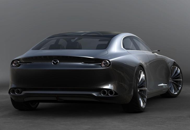 Фото №3 - Концепт-кар Vision Coupe ни на что не намекает…