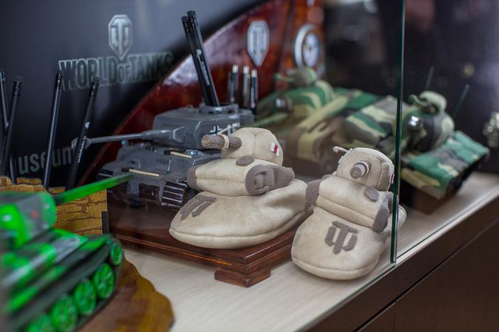 Танковый музей и Комьюнити World of Tanks