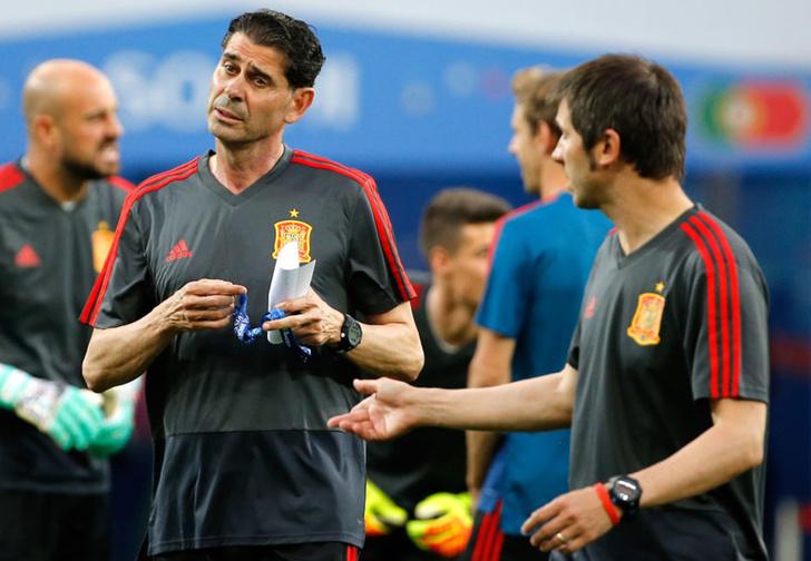 Фото №1 - Россия уже ждала Португалию и Роналду, а тут приезжает испанская инквизиция!