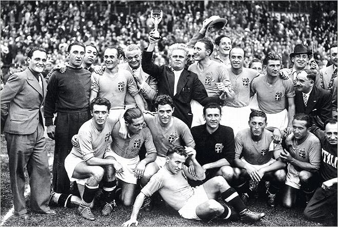 Фото №3 - Самые увлекательные факты из истории чемпионатов мира по футболу