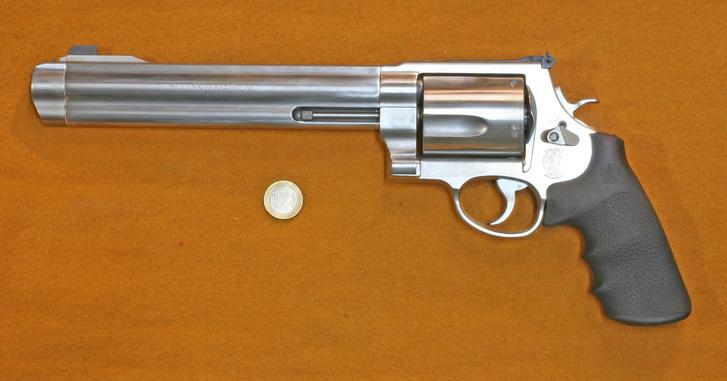 Фото №5 - 8 самых мощных пистолетов