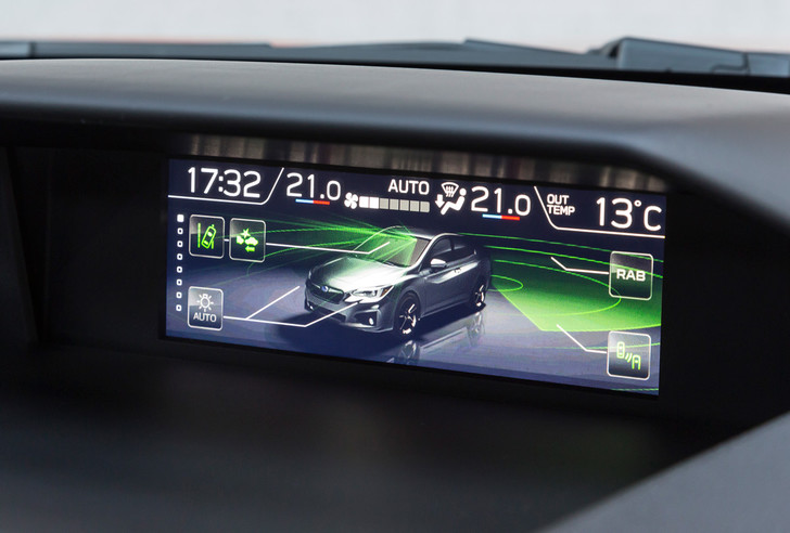 Фото №6 - Subaru XV: тест на внимательность