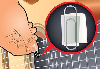 5 способов использовать скрепку не по назначению