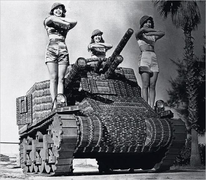 Фото №11 - Бесславные ублюдки: самые уродливые танки, созданные за всю историю вооружений