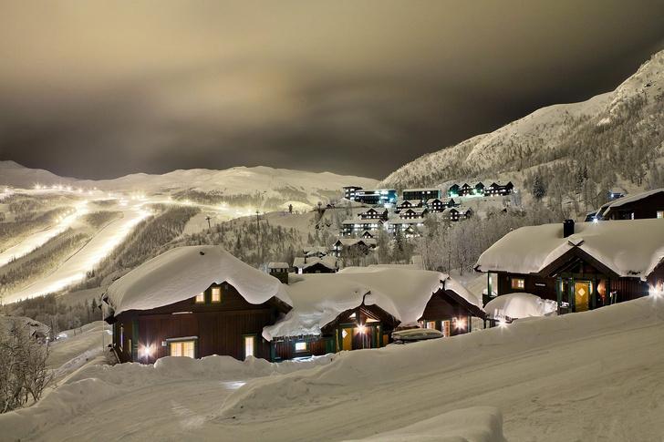 Фото №1 - Снеговикенд: самые перспективные места для активного зимнего отдыха
