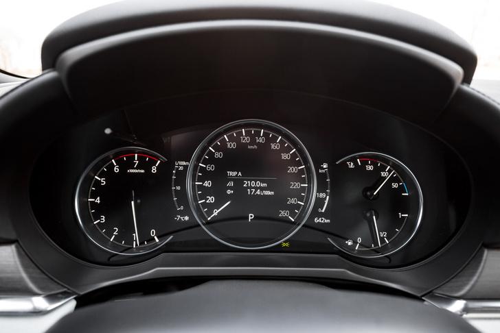 Фото №7 - Mazda 6 козыряет русским паспортом