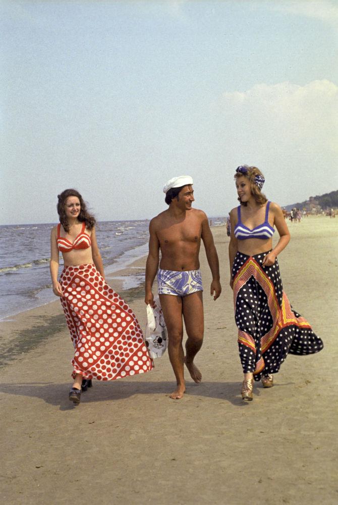 Советская Юрмала в 70-80 годы.