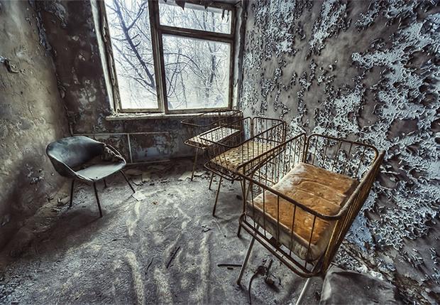 Фото №1 - Чернобыль сегодня: 13 самых свежих, еще пахнущих радиацией, фотографий