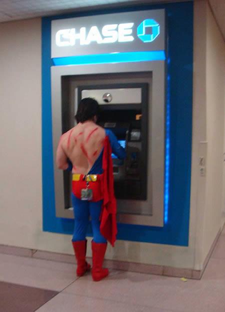 Фото №2 - Натюрморт с банкоматом