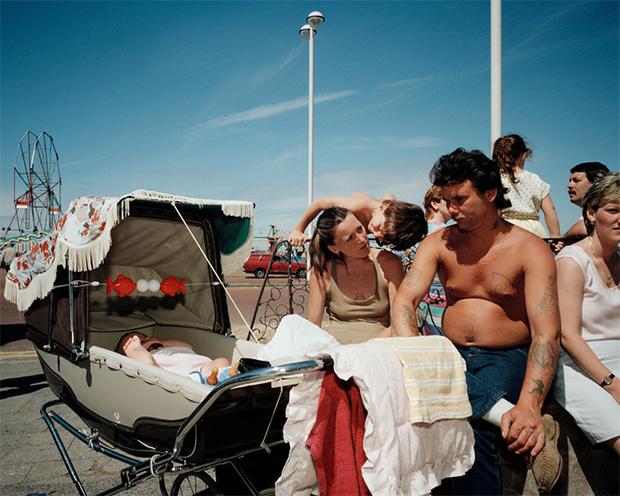 Фото №25 - Обычный туристический ад: фотографии английского курорта в 80-е