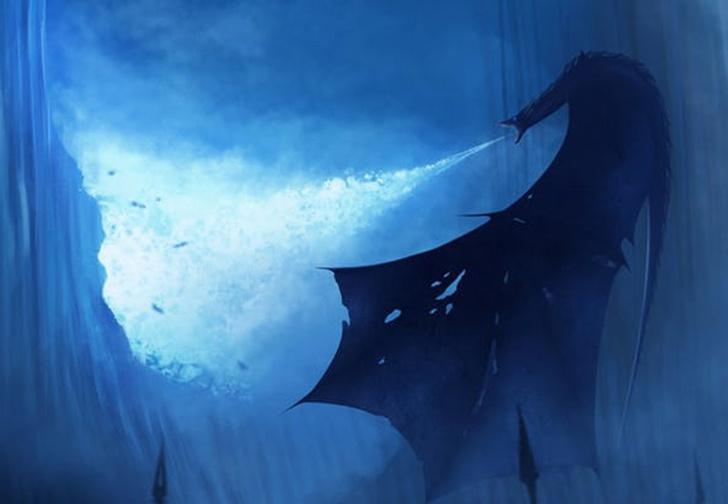 Фото №1 - На новых кадрах со съемок приквела «Игры престолов» фанаты увидели символ нового Дома