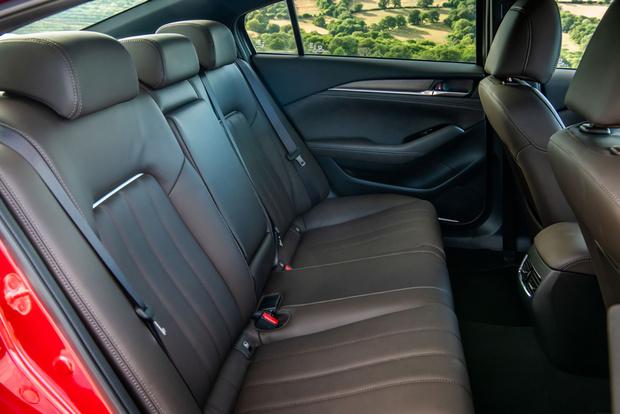 Фото №11 - 5 причин влюбиться в новую Mazda 6