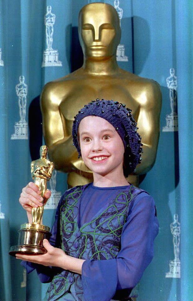 Фото №2 - 18 памятных фотографий из истории «Оскара»