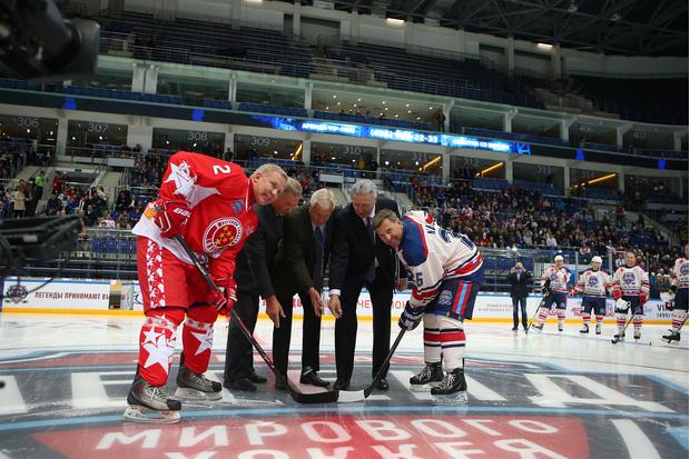 Фото №3 - Выиграй билет на финал Лиги Легенд мирового хоккея!
