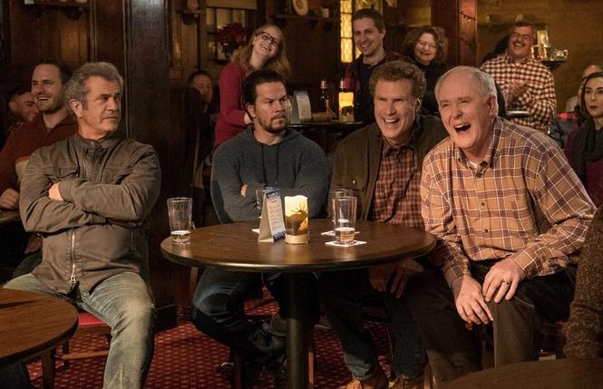 Продолжение комедии про пап и Рождество скоро в кино