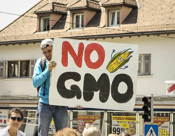 No GMO!