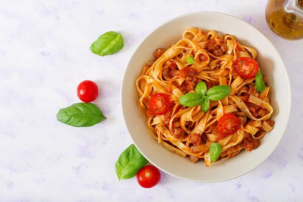 Фото №3 - Быстрый ужин: скорость и томатная паста наперевес