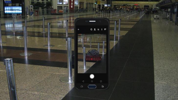 Фото №2 - Гаджет месяца: аксессуар для iPhone для обнаружения оружия дороже самого iPhone