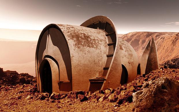 Фото №12 - Советские постройки на других планетах