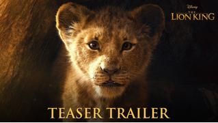 Вышел трейлер нового «Короля льва» (видео)
