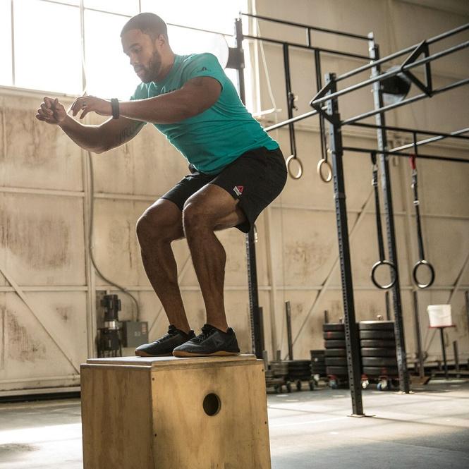 Легендарные кроссовки Reebok CrossFit Nano в восьмом поколении