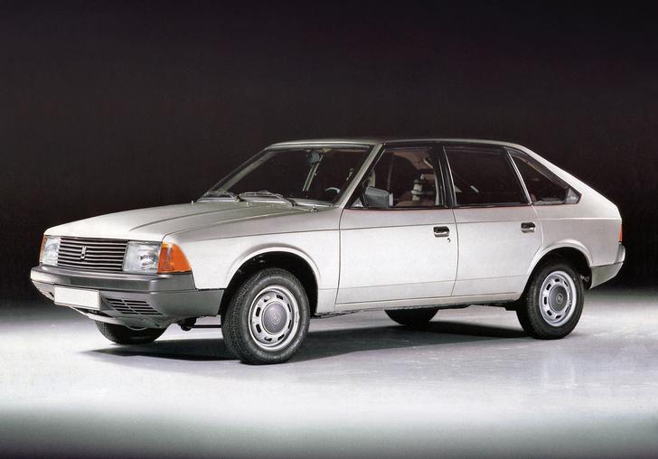 Фото №9 - Пять советских автомобилей, которые могли выглядеть иначе