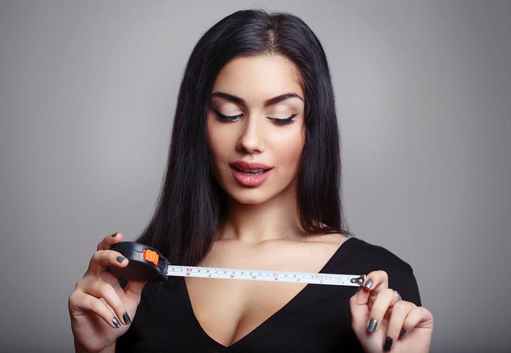 Фото №1 - Найден идеальный размер пениса с точки зрения женщин!