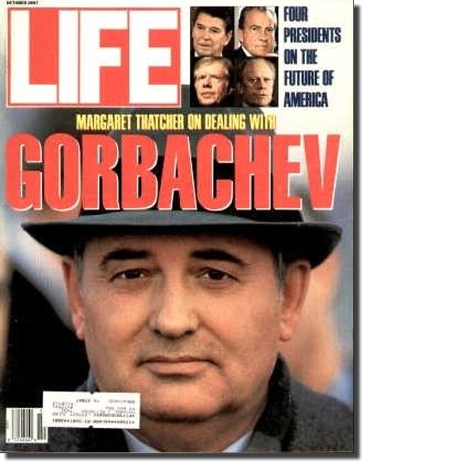 Фото №55 - Самые выдающиеся обложки в истории журнала Life
