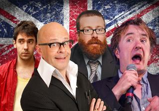 25 шуток 25 британских стендап-комиков