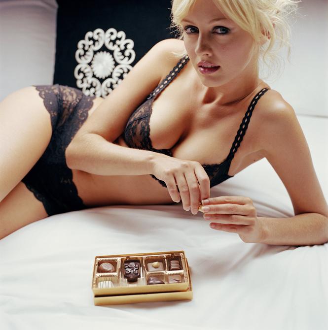 Шоколад бы действовал на них еще эффективнее