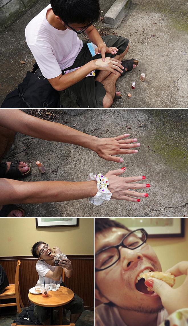 Фото №5 - Как сделать фотографии, чтобы все поверили, будто у тебя есть девушка