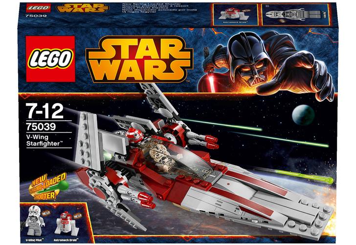 Фото №13 - Набор LEGO Star Wars выиграть должен ты