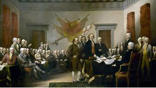 Facebook счел американскую Декларацию о независимости полной ненависти
