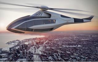 Компания Bell построила вертолет будущего
