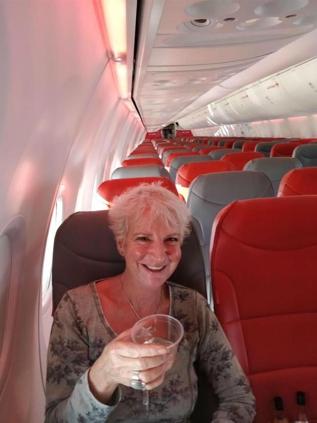 Фото №1 - Пассажирка за 3500 рублей летела одна в 189-местном авиалайнере. Но как, черт возьми?!