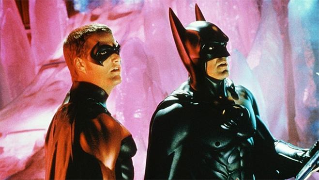 Бэтмен и Робин, 1997 Джордж Клуни