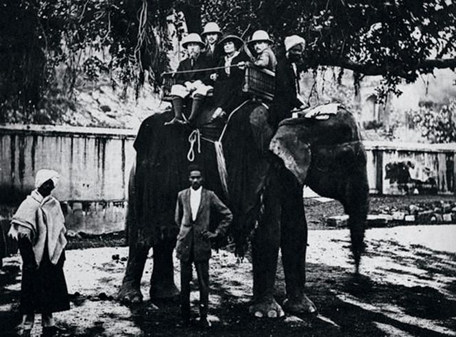 Индия, декабрь 1923 года