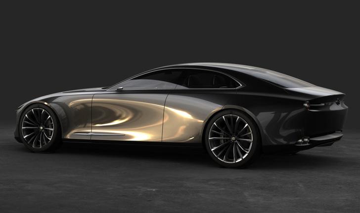 Фото №6 - Концепт-кар Vision Coupe ни на что не намекает…