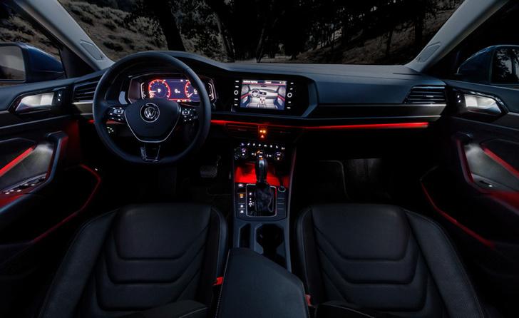 Фото №7 - Новый Volkswagen Jetta: жди в России через год