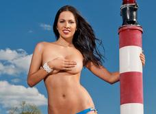 Финалистки Miss MAXIM 2014. Часть 3. Анастасия Фадеева: «Ненавижу этот выпендреж через Интернет – кому это вообще нужно? Ребята, лучше спортом займитесь...»