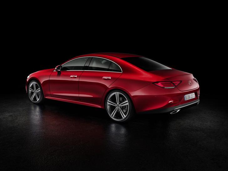 Фото №9 - Новый Mercedes CLS придется полюбить или возненавидеть