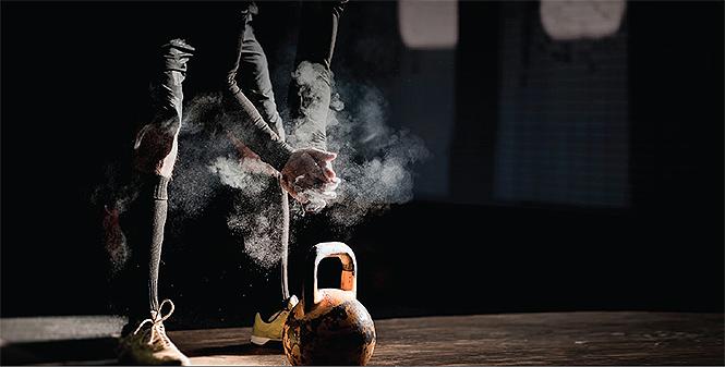 Фото №1 - Премьера бойцовского кроссфита