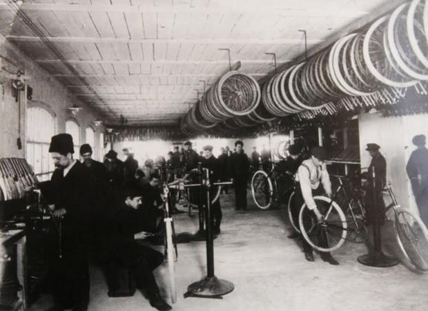 Фото №27 - Непридуманная история велосипедных войск