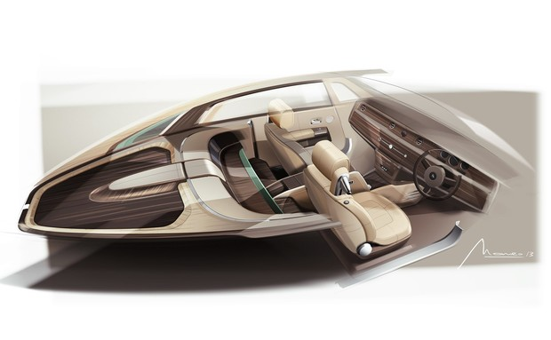 Фото №6 - Самый дорогой в мире Rolls-Royce построили для таинственного коллекционера