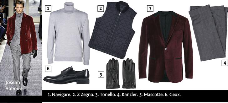 Фото №3 - Бархатный пиджак: как и с чем носить
