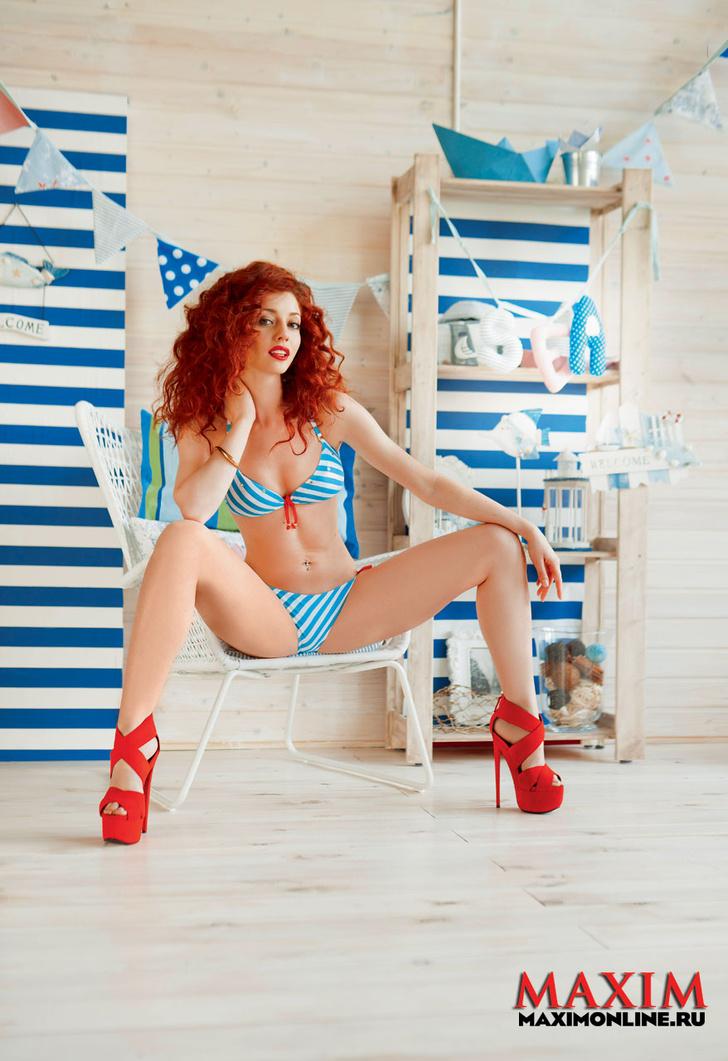 Марина Вайнбранд из рекламы Cillit Bang