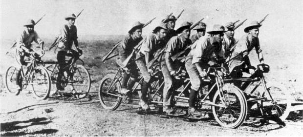 Фото №7 - Непридуманная история велосипедных войск